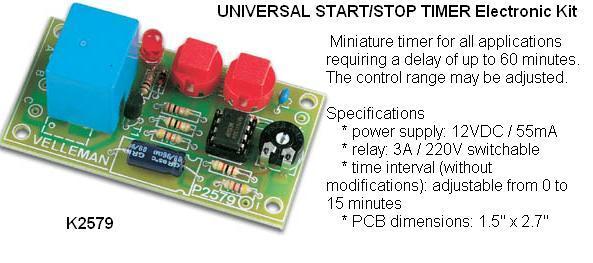 Universal Start