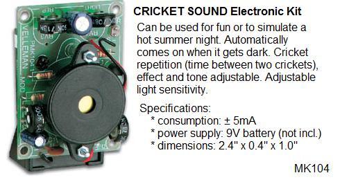 Electronic Cric