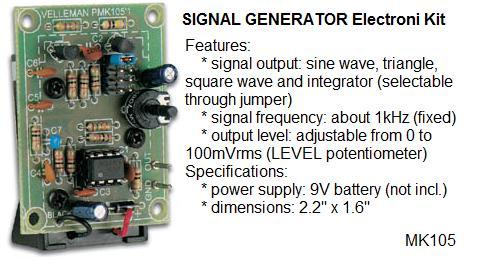 Signal Generato