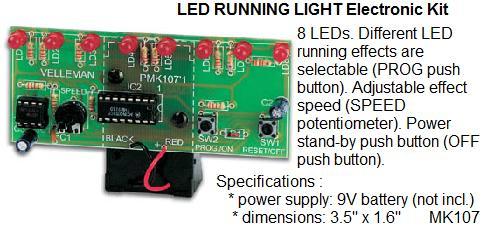 LED Running Lig