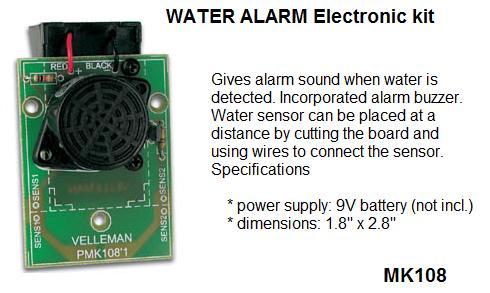 Water Alarm Ele