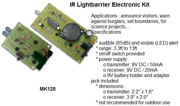 IR Light Barrie
