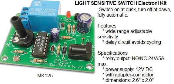 Light Sensitive