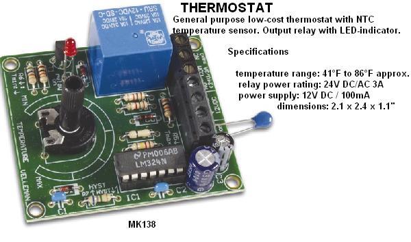 Thermostat Elec