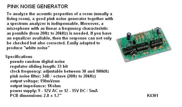 Pink Noise Gene