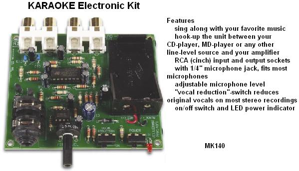 Karaoke Electro