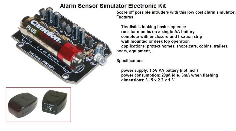 Alarm Sensor Si