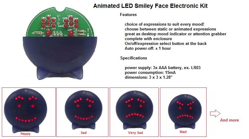Animated LED Sm