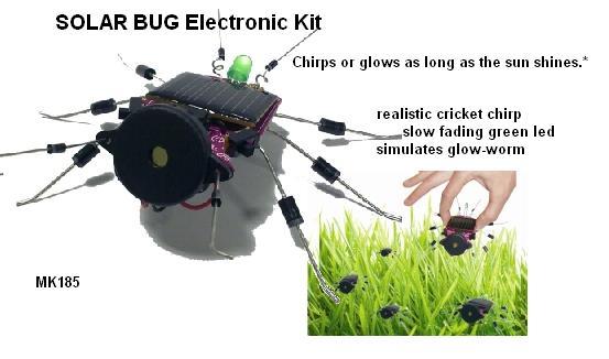Solar Bug Elect