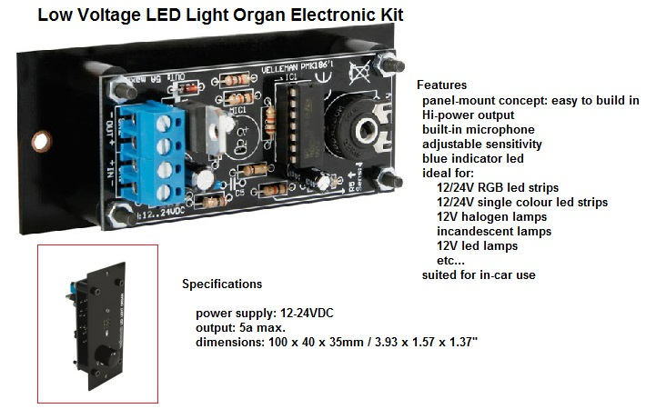 Low Voltage LED