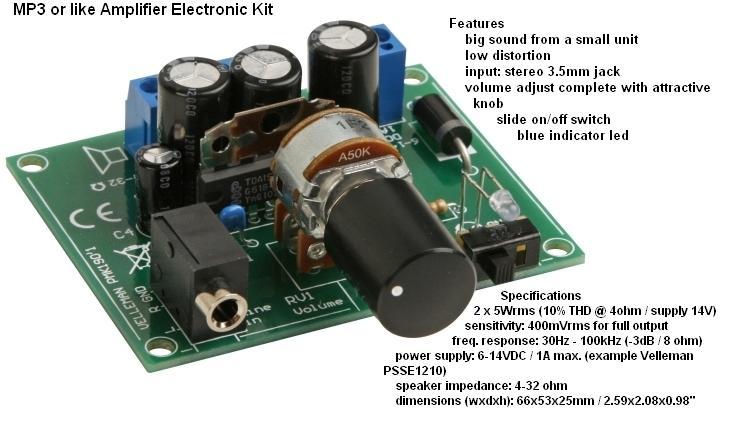 MP3 or like Amp