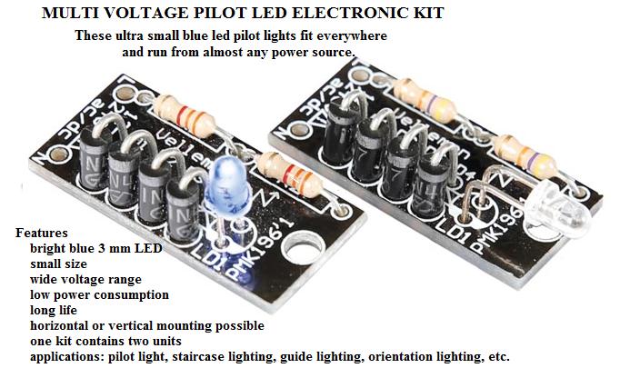 Multi Voltage P